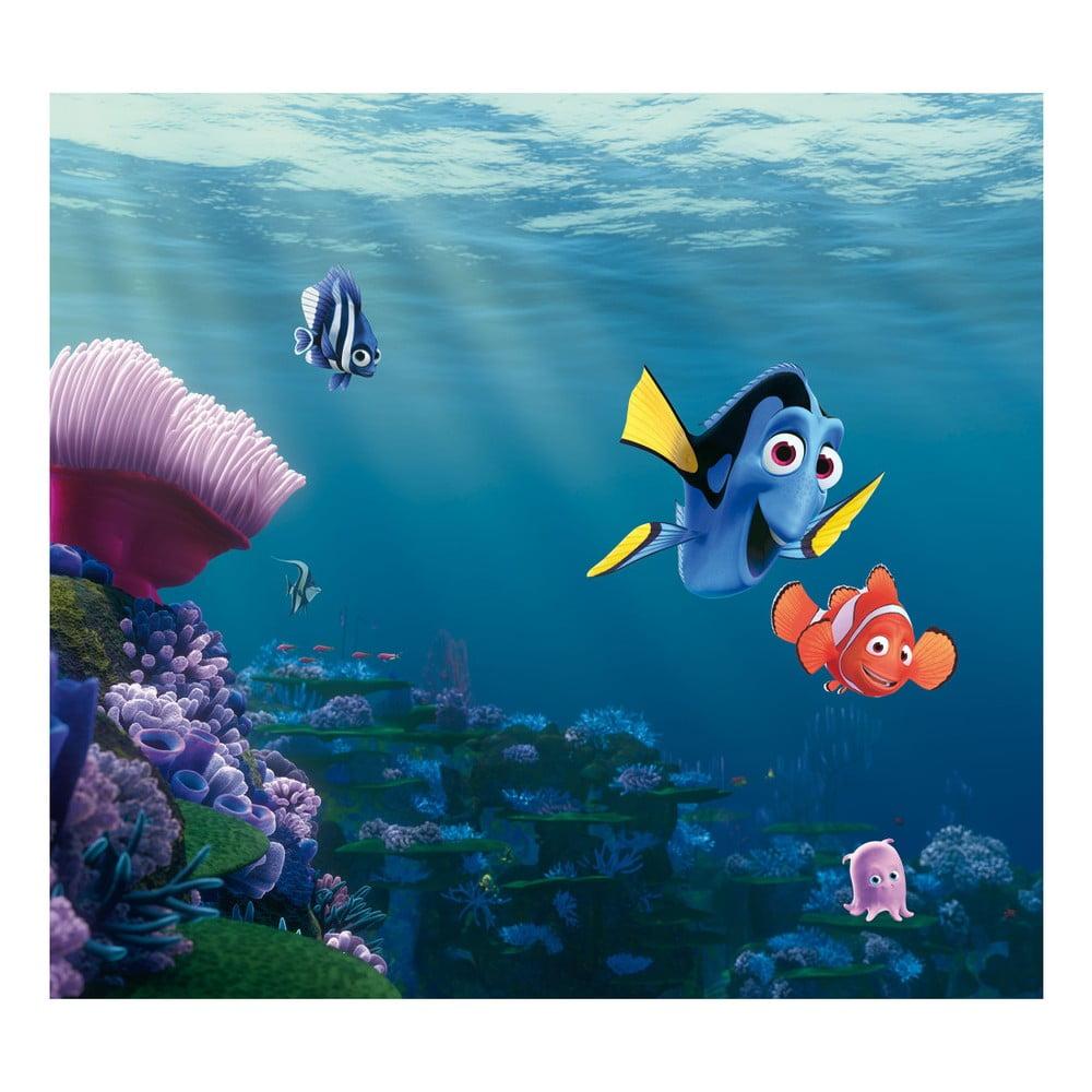Foto závěs AG Design Hledá se Nemo II, 160 x 180 cm