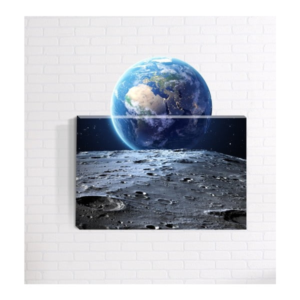 Amstrong 3D fali kép, 40 x 60 cm - Mosticx