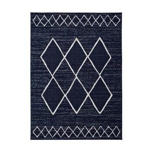 Modrý koberec vhodný i na ven Universal Elba, 120 x 170 cm