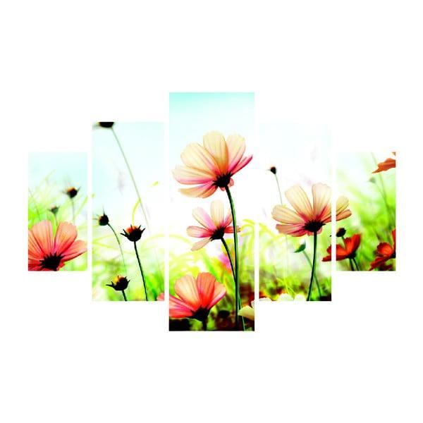 Meadow többrészes kép, 92x56 cm