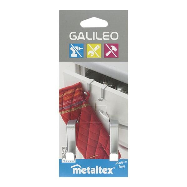 Cuier dublu pentru ușă Metaltex