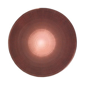 Podnos Dancing Stars - Samba Jazz Red, 32 cm