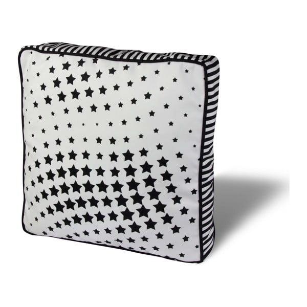 Pernă pentru scaun Gravel Star Wave, 42x42cm,cuumplutură