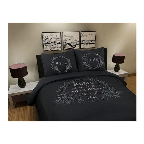 Povlečení Muller Textiel Black Home, 240x200cm