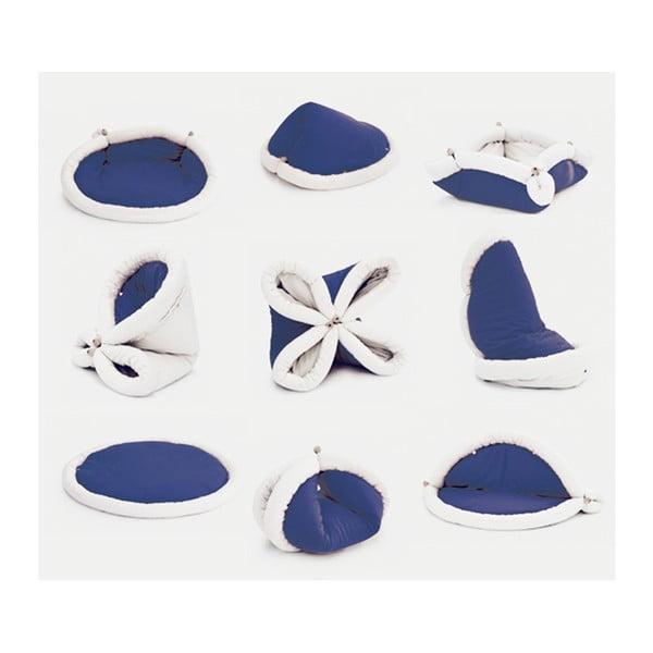 Blandito Ø200, multifinkční podložka modrá