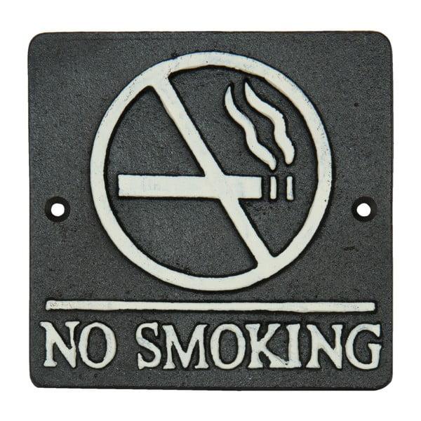 Nástěnná cedule No Smoking