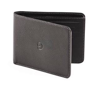 Danny P. kožená peněženka Slim Black