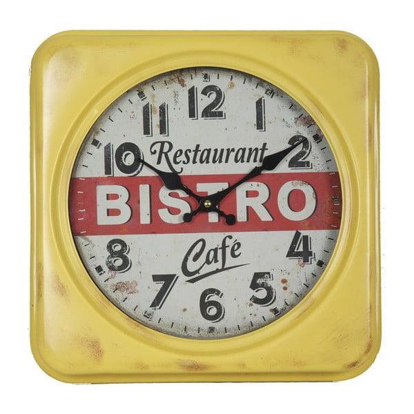 Nástenné hodiny Antic Line Clock, šířka 35 cm