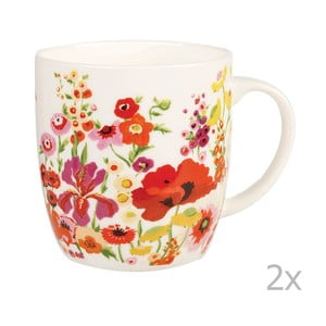 Sada 2 hrnků Churchill China Secret Garden, 300 ml