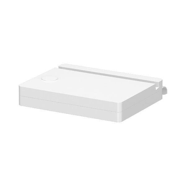 Biały uchwyt wiszący na tablet do łóżka dziecięcego Flexa Classic