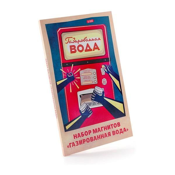 Sada magnetek Soda Machine