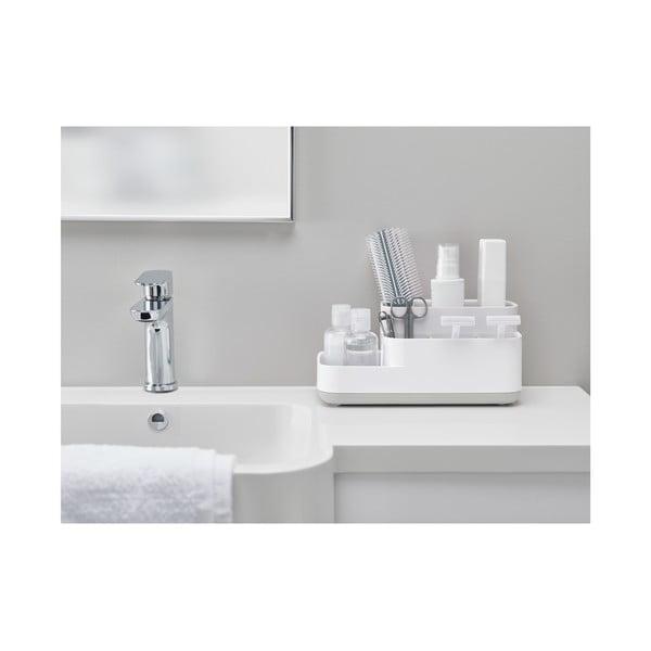 EasyStore fehér univerzális fürdőszobai tároló - Joseph Joseph