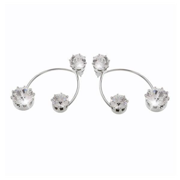 Náušnice s krystaly Swarovski® Yasmine Alberte
