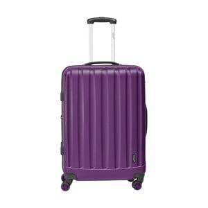 Fialový cestovní kufr Packenger Koffer, 112 l
