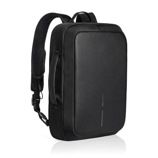 Černý bezpečností batoh XDDesign Bobby Bizz, 10 l
