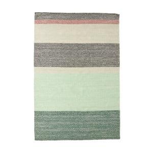 Vlněný koberec Pulvis Plum, 140x200 cm