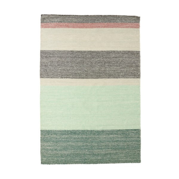Vlněný koberec Pulvis Plum, 160x230 cm