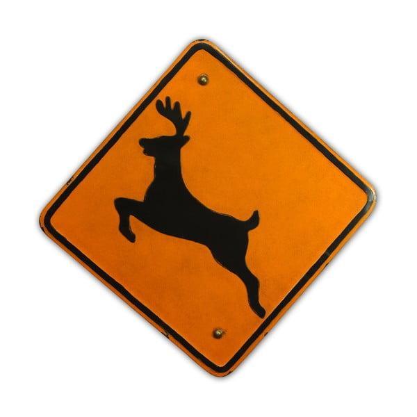 Cedule na stěnu Deer