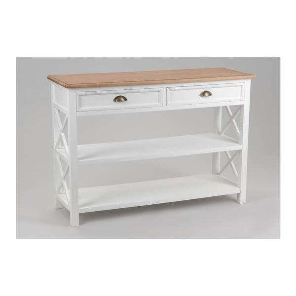 Konzolový stolek Provence, 83x120x41 cm