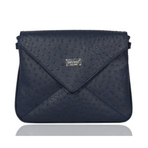 Tmavě modrá kabelka Dara bags Envelope No.141