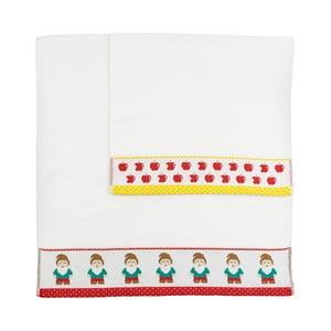 Sada 2 ručníků Dwarves, 50x100 cm a 70x140 cm