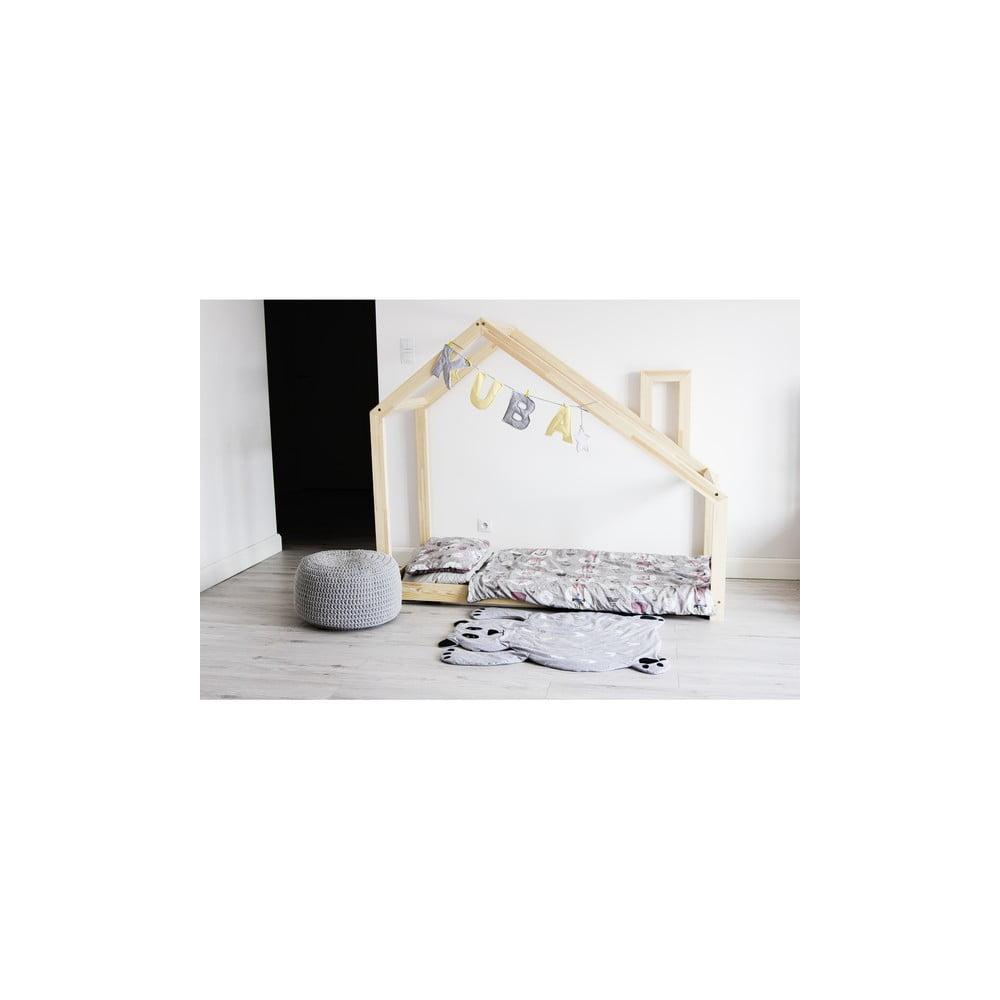 Dětská postel s bočnicemi Benlemi Deny, 70 x 140 cm