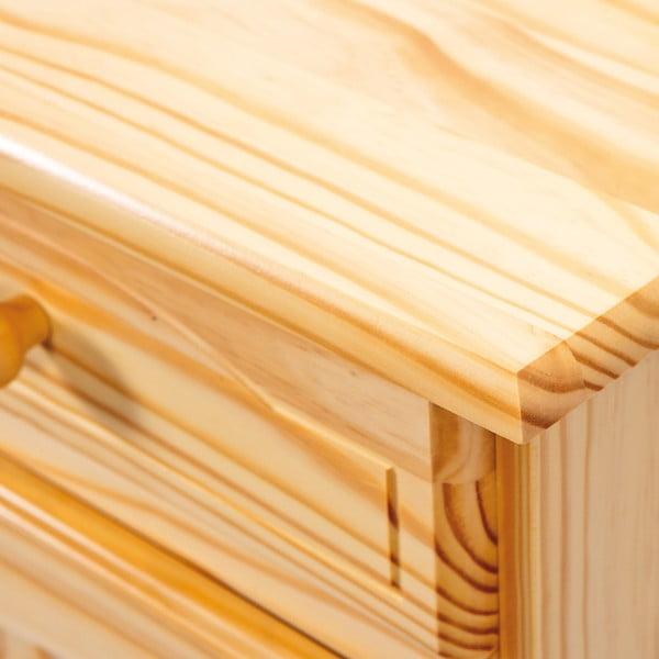 Příborník z masivního dřeva Interlink Alicante