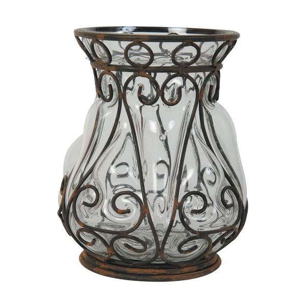 Váza Verre, 18 cm