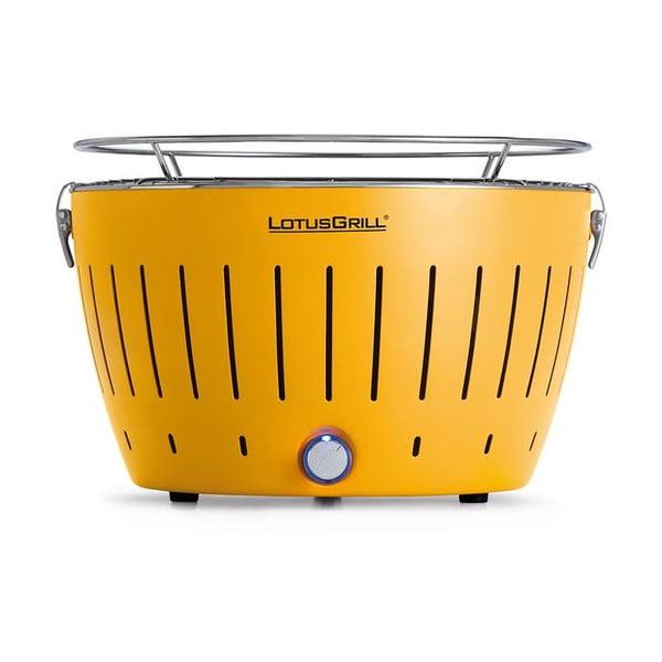 Bezkouřový gril LotusGrill Corn Yellow