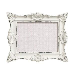 Magnetická nástěnka Baroque White