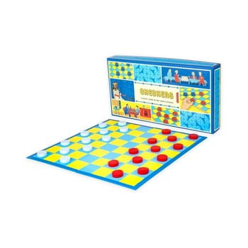 Joc social Dame Kikkerland Checkers imagine