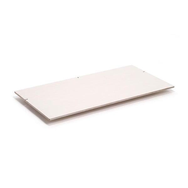 Deska stolu Studio - bělené dřevo, 150x75 cm