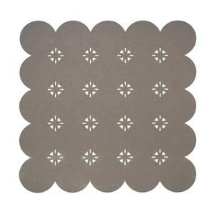 Koberec Madrin 170x170 cm, šedý