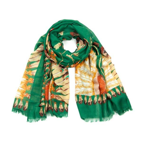 Šátek Felipa Green