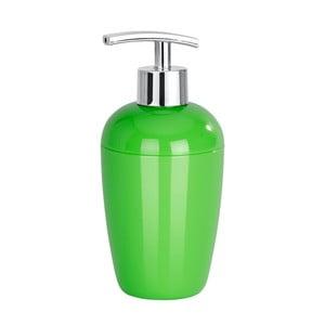 Zelený dávkovač na mýdlo Wenko Cocktail Green