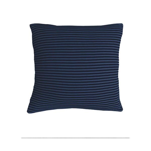 Polštář Marc O'Polo Arvid, 50x50 cm, tmavě modrý