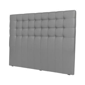 Tăblie pat Cosmopolitan design Torino, lățime202cm, gri deschis