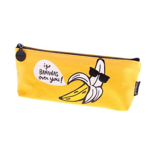 Penál Languo Yellow Banán