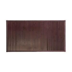 Bambusová koupelnová předložka iDesign Formbu Mat M