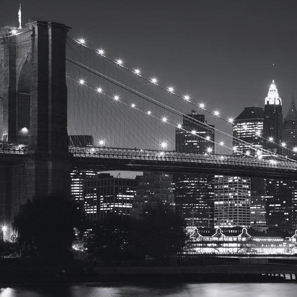 Skleněný obraz Manhattan, 20x20 cm