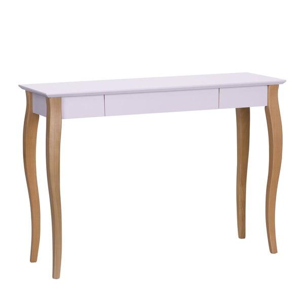 Lillo rózsaszín íróasztal, hossz 105 cm - Ragaba