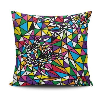 Pernă cu adaos de bumbac Cushion Love Crasso, 45 x 45 cm de la Cushion Love