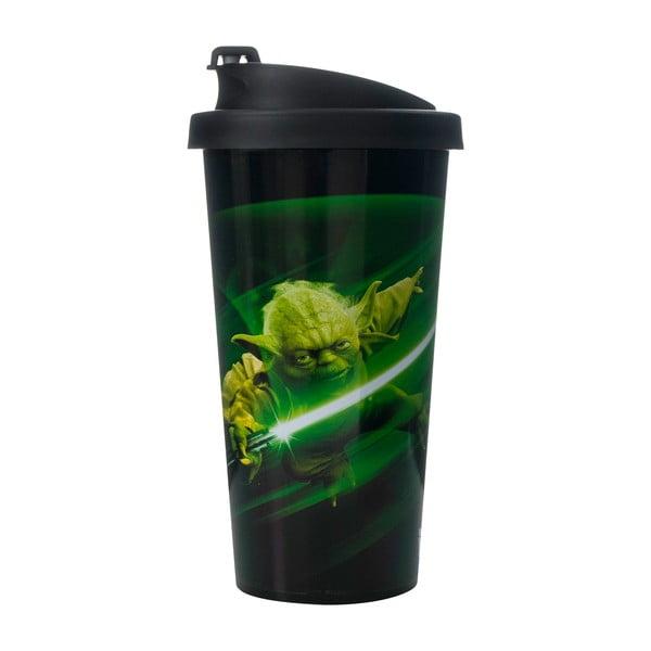 Star Wars Yoda utazó pohár, 500 ml - LEGO®