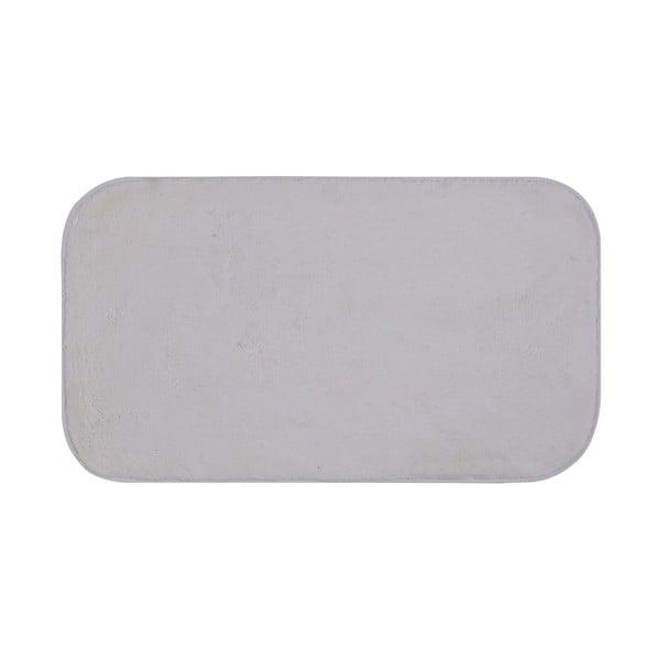 Covoraș de baie din bumac Confetti Bathmats Calypso, 57 x 100 cm, alb