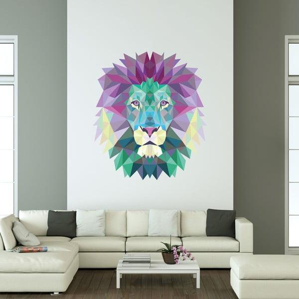 Samolepka Ambiance Origami Lion
