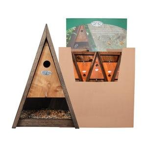 Krmítko pro ptáčky z borovicového dřeva Esschert Design Sweetie