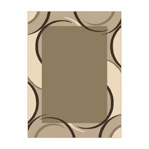 Hnědobéžový koberec Hanse Home Prime Pile, 160x230cm