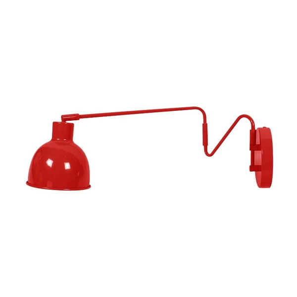 Nástěnné světlo Red Cartel Soho Red