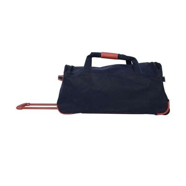Cestovní taška na kolečkách Jean Louis Scherrer Black, 60 l