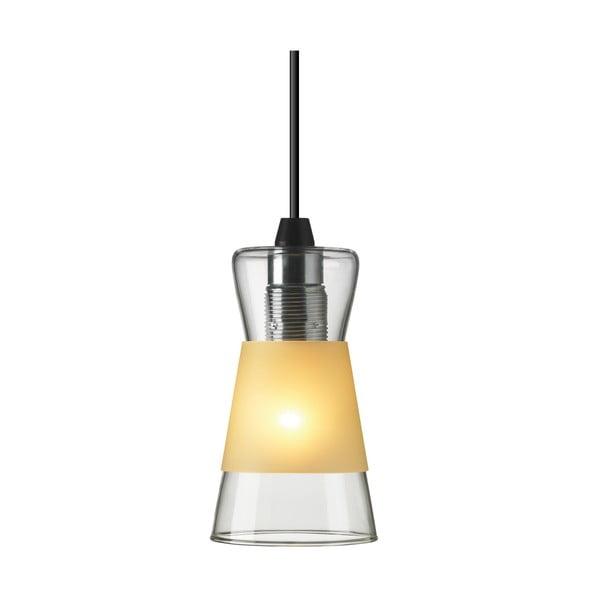 Stropní světlo Pure se třemi výměnnými stínítky, bílá/modrá/mango